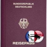 Виза в Россию для граждан Германии (ФРГ)