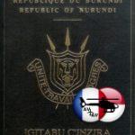 Виза в Россию для граждан Бурунди