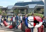 """Аэропорт Сочи обслужил более 1190 рейсов в дни """"Формулы 1"""""""