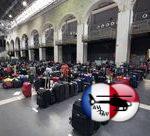 Второй борт МЧС везет из Египта в Москву 30 тонн багажа российских туристов