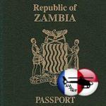 Виза в Россию для граждан Замбии
