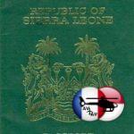 Виза в Россию для граждан Сьерра-Леоне